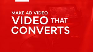 how to make an advertisement video