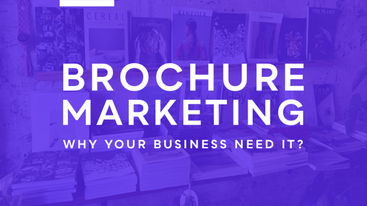 brochure marketing